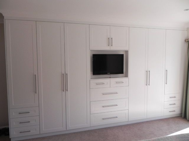 Built in cupboards Honeydew